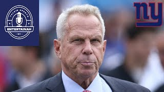 New York Giants- Report Giants Co owner Steve Tisch is not happy! Big changes could be coming