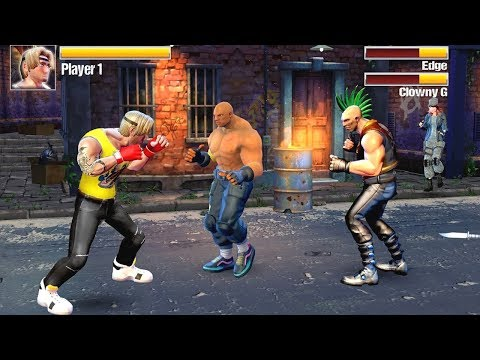 Rage Fight of Streets Beat Em Up (by City Street Fighting Games) Android Gameplay [HD]