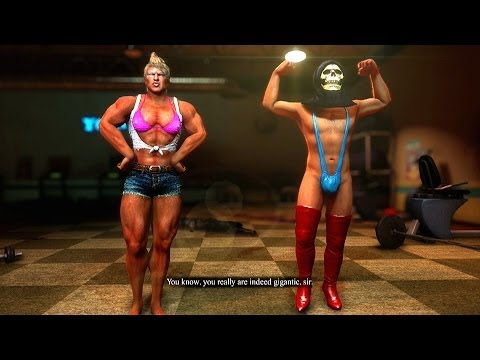 Dead Rising 3 Part 17 w/ SICK - Defeat Jherii Psycho Mission - Look in the Mirror Prideful