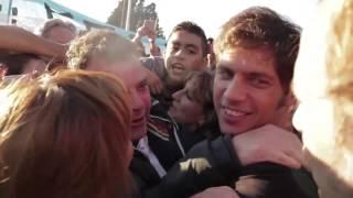 31/03/17 - Axel Kicillof en Bariloche (Parte 03)