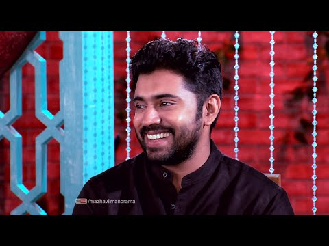 Action Hero in Action | Valentines Day Special | Mazhavil Manorama
