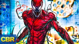 A First Look At Carnage In Venom 2