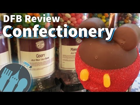 Review: Main Street Confectionery in Walt Disney World's Magic Kingdom