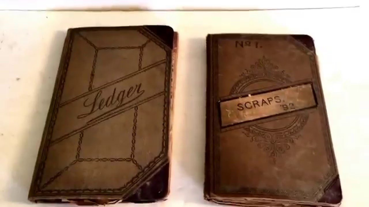 Newspaper scrapbook ideas