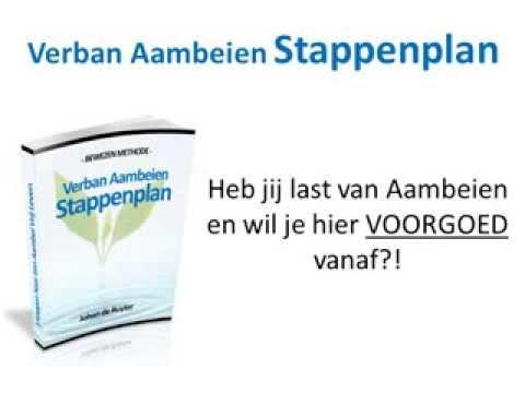 Nieuwe Behandeling Voor Aambeien | Verban Aambeien Stappenplan