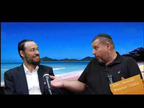 Sefer Berechit : PARACHAT TOLDOT (6) avec le duo Rav Brand et Fabrice