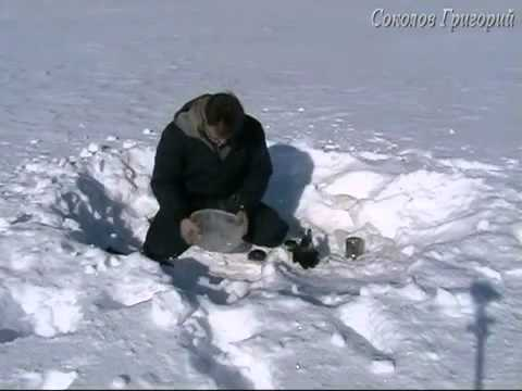 Добываем Огонь льдом от солнца