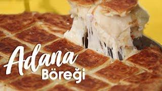 Turgay Başyayla ile Adana Böreği - Meşhur Levent Börekçilik mi, Gamze Hanım'ın Su Böreği mi?