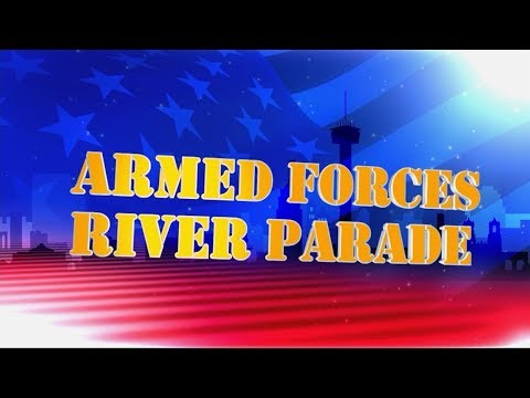 Armed Forces River Parade 2018