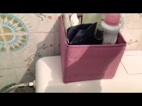Organizzazione cosmetica youtube