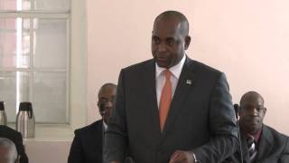 Dominica Budget Address in HD (2014-2015)
