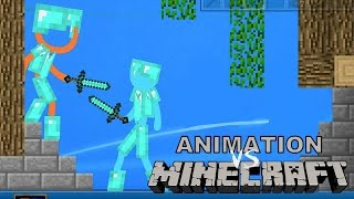 Animation VS Minecraft - JuegaGerma...