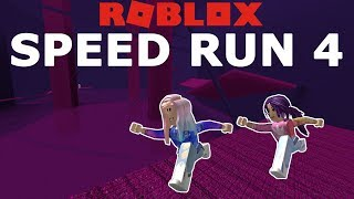 Roblox: Speed Run 4 Challenge! / 21 Levels
