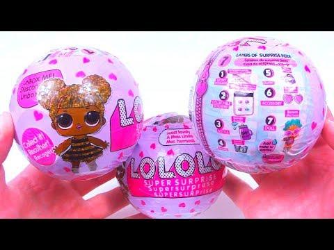 НОВЫЕ КИТАЙСКИЕ ЛОЛОЛОЛ ПОДДЕЛКИ ЛОЛ ШАР СЮРПРИЗ LOLOLOL Fake LOL SURPRISE Dolls