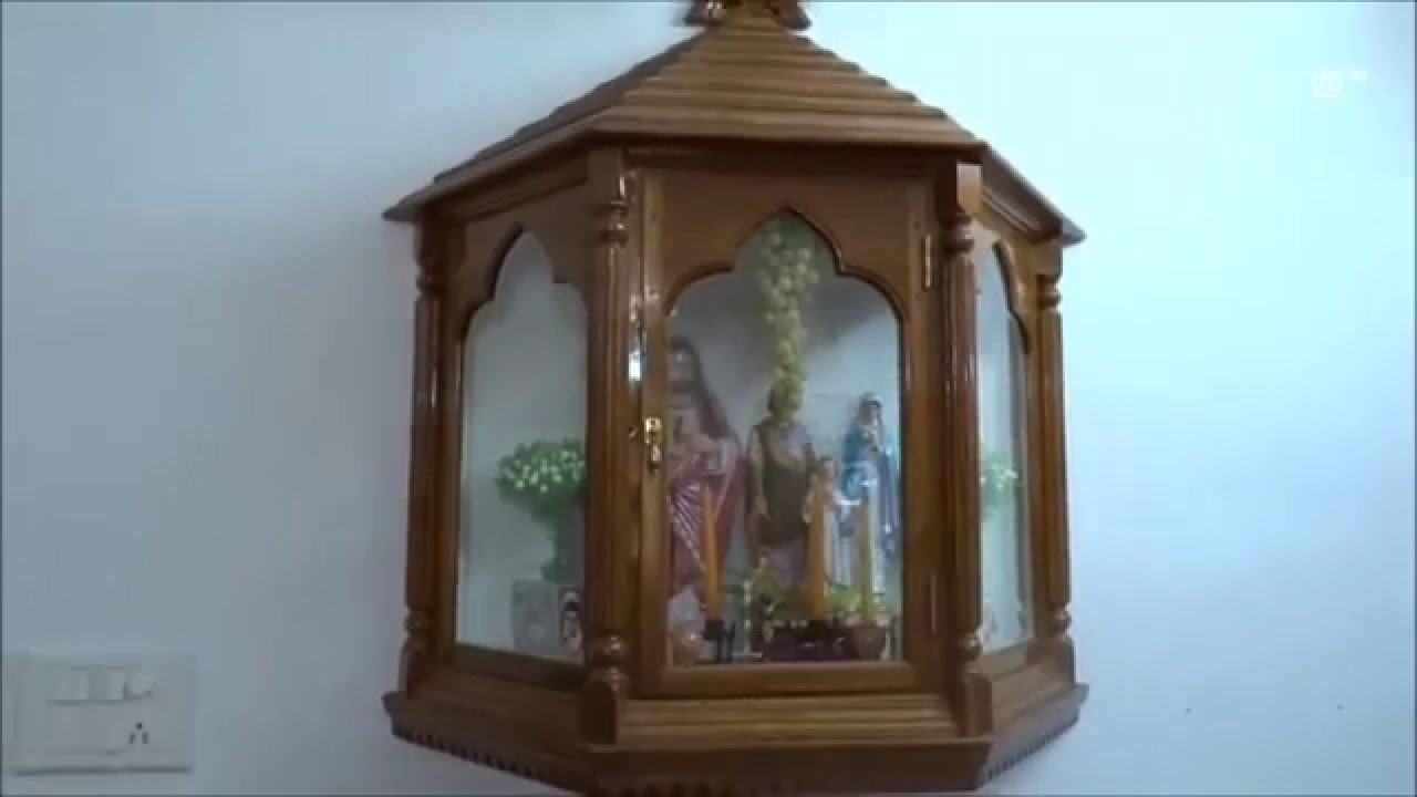 Beautiful Prayer Room Design Youtube