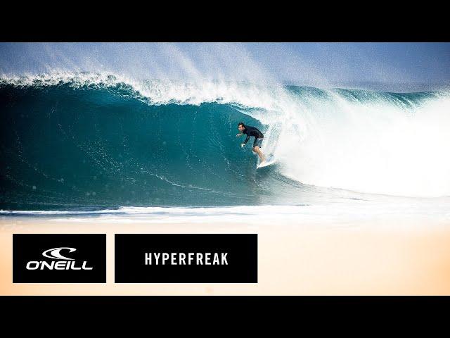 Torrey Meister Wears The Hyperfreak Boardshort | ONeill