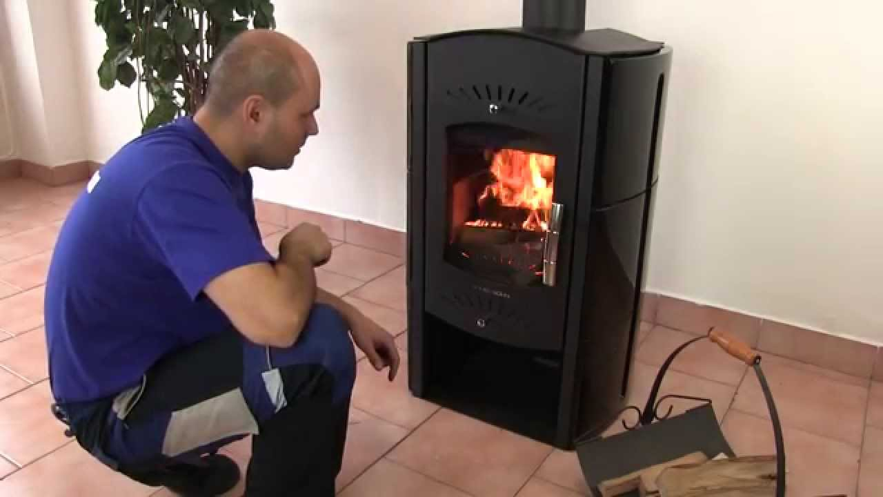 Haas+sohn Kaminofen Varese Test How To Run Heating