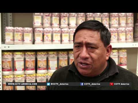 Peru's maca farmers fear Chinese demand for 'Andean Viagra'
