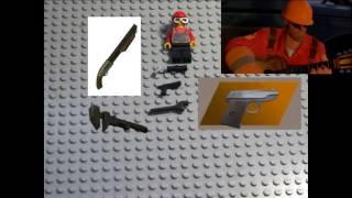lego tf2   Оружие