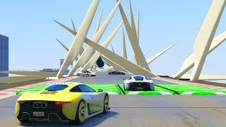999999% IMPOSIBLE!!!! SOCORRO!!! - CARRERA GTA V ONLINE - GTA 5 ONLINE