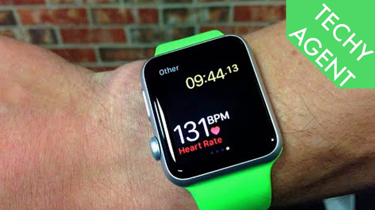 Apple Watch Full Fitness Review Youtube