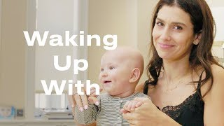 A Morning with Hilaria Baldwin, Baby, and her