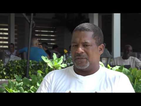 Ciné Droit Libre à Dakar avec Abdoulaye Diallo (organisateur)