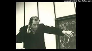 Glenn Gould - Bach - Sinfonia 8 BWV 794