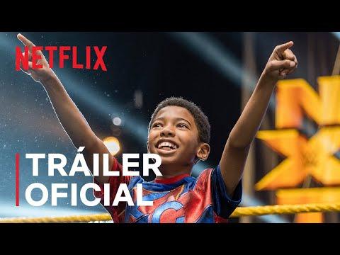 Netflix comparte el tráiler de Mi primer gran combate