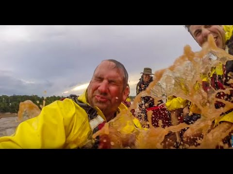 Tidal Bore Rafting The World's Highest Tides On The Bay Of Fundy