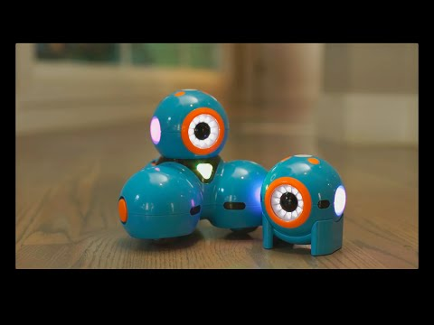 Meet Dash & Dot Robots For Kids Ages 6+ | Wonder Workshop