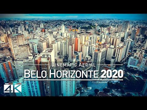 【4K】Drone Footage | Belo Horizonte - Capital of Minas Gerais | BRAZIL 2019 .:: Cinematic Aerial Film