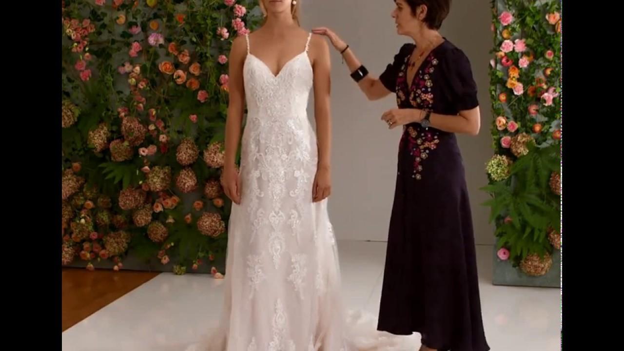 Morilee Wedding Dress Palma 2023 Ml Bridal Youtube