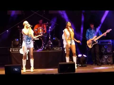 ABBA Tribute Band - Dancing Queen & Thank you for the music
