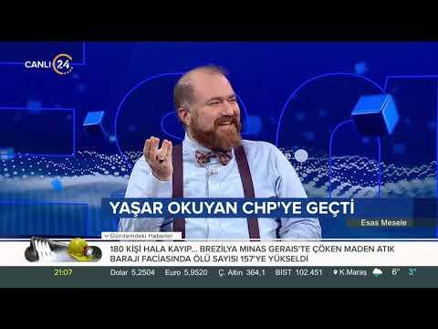 Ersoy Dede ile Esas Mesele  (08.02.2019)