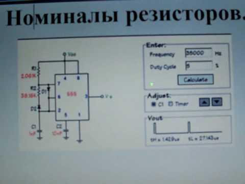 Блок управления двигателем постоянного тока  Блог им