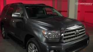 Toyota Sequoia En Toyota Monterrey