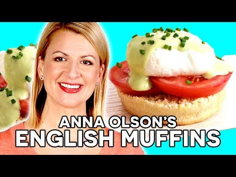 Anna Olson's Delicious English Muffins Recipe + BONUS RECIPE!
