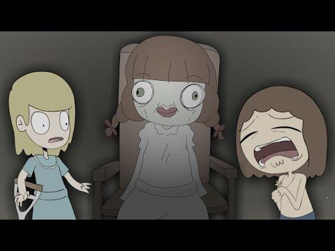Whindersson nunes_ O DIA EM QUE ASSISTI ANNABELLE 2 (Animação) Parte 3