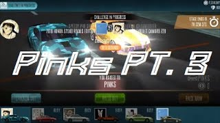 Racing Rivals 6.0.2 Update (Racing Rivals Pinks)