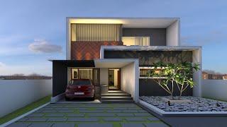 Modern Kerala Contemporary House