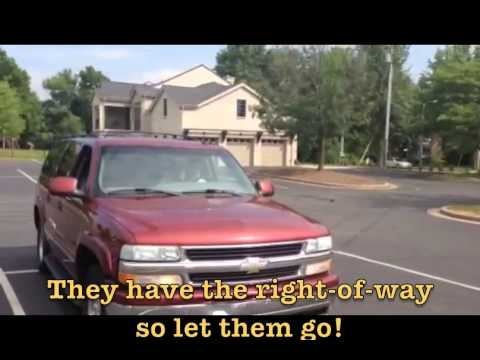 Car Safety PSA - Alex Warren