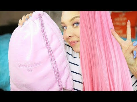 Делаем розовые волосы / посылка от Маши Вэй / MariaWayBox