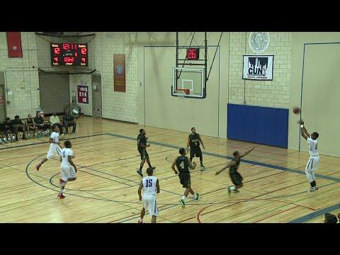 Men's Basketball: Queensborough vs. Bronx CC (12/14/2015)