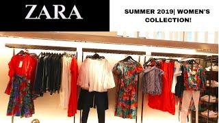 ZARA NEW SUMMER 2019 COLLECTION|ZARA WOMEN