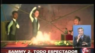 SAMMY LA TORTUGA 2 PARTE NUEVO ESTRENO CHVNOTICIAS 24 01 2013