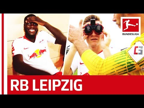 Cunha, Upamecano & Co. - Behind The Scenes at RB Leipzig