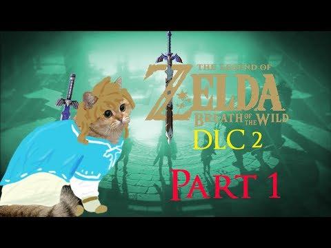 Ancient Horse gear | LoZ: Breath of the Wild DLC Pack 2 Part 1 [Wii U]