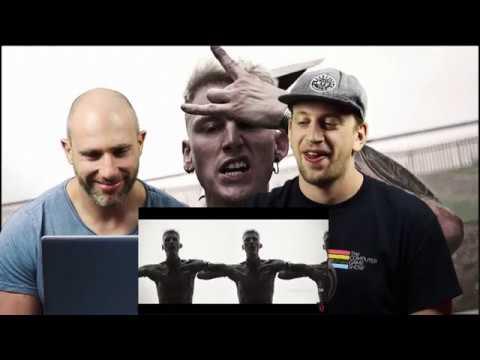 Machine Gun Kelly - Rap Devil (Eminem Diss) REACTION!!!!!