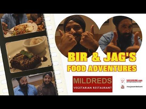 Bir & Jag's Food Adventures - Mildreds